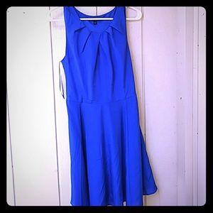 Express size 8 A line dress